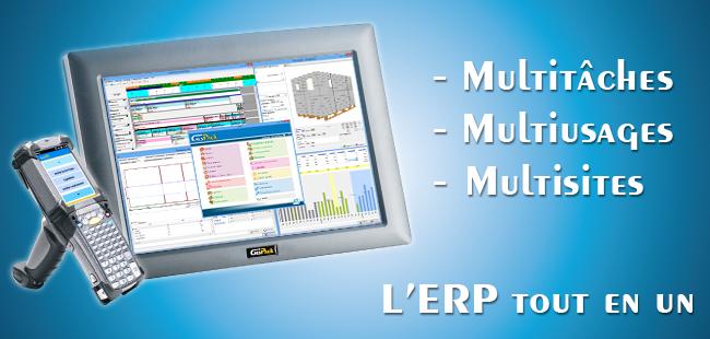 ERP PGI Code-barres